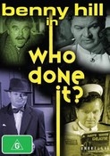 Who Done It - Benny Hill - Ealing Comedy DVD