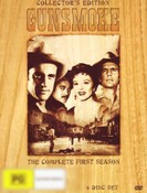 Gunsmoke: Season 1 (Wood Pack)