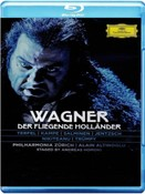 WAGNER - DER FLIEGENDE HOLLANDER (BLU RAY)