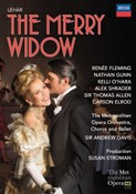 LEHAR - THE MERRY WIDOW (BLU RAY)
