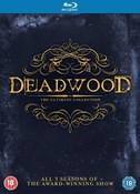 Deadwood Ultimate Collection [9 Blu-ray Set] - New!!!
