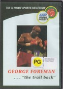 "George Foremam ""the trail back"" DVD"