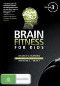Brain Fitness for Kids: Volume 3