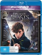Fantastic Beasts and Where to Find Them (3D Blu-ray/Blu-ray/UV)