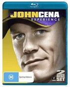 WWE - THE JOHN CENA EXPERIENCE (BLU-RAY)