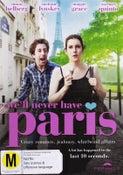 WE'LL NEVER HAVE PARIS (DVD)