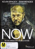 NOW: IN THE WINGS ON A WORLD STAGE (DVD)