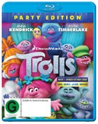 TROLLS (BLU RAY + DIGITAL HD)