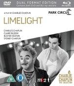 Limelight - Charlie Chaplin - Blu-Ray + DVD