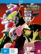 TIGER & BUNNY - PART ONE [EPISODE 1-12] (BLU-RAY)