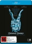 DONNIE DARKO [15TH ANNIVERSARY EDITION] (BLU-RAY)