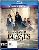Fantastic Beasts and Where to Find Them (Blu-ray/U