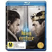 King Arthur Legend Of The Sword Blu-ray 1Disc