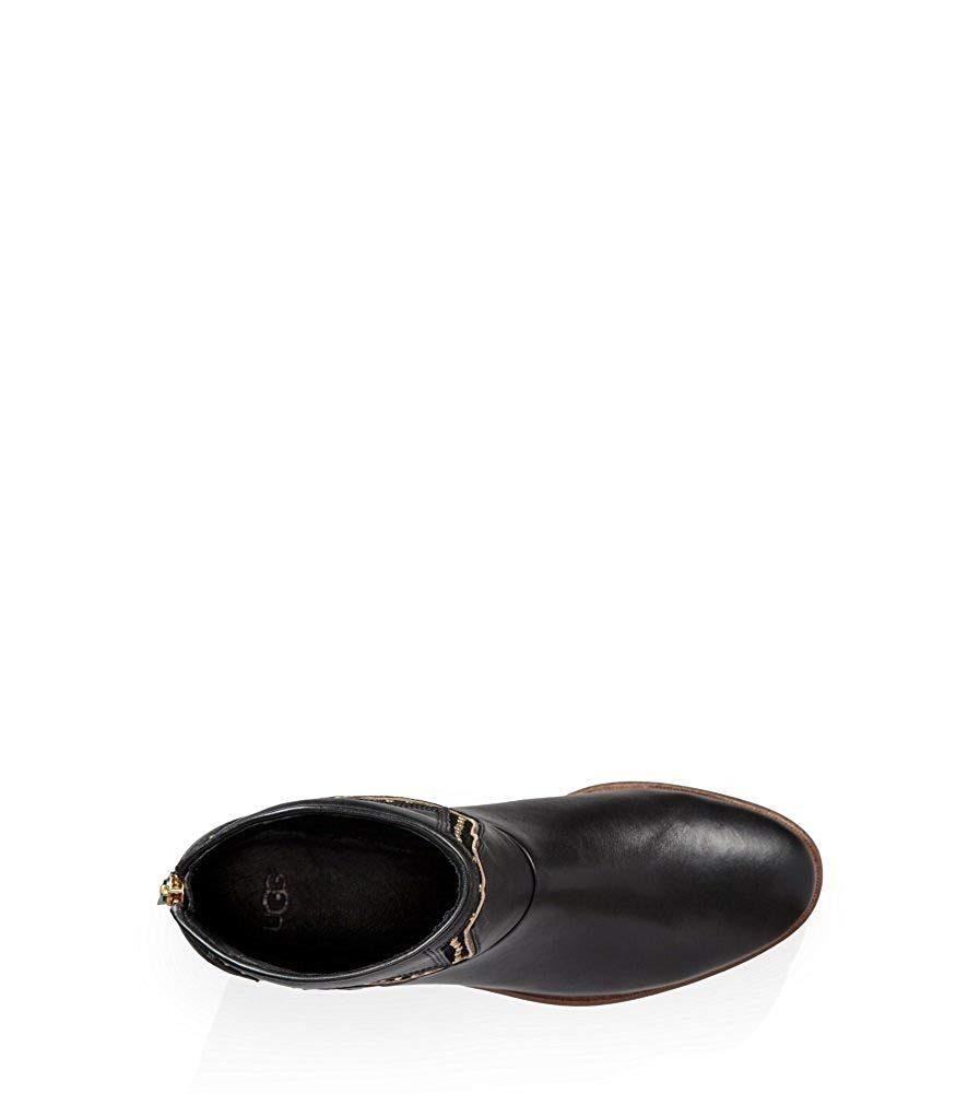 e42268e1b5b UGG Australia Womens Lars Almond Toe Ankle Fashion Boots