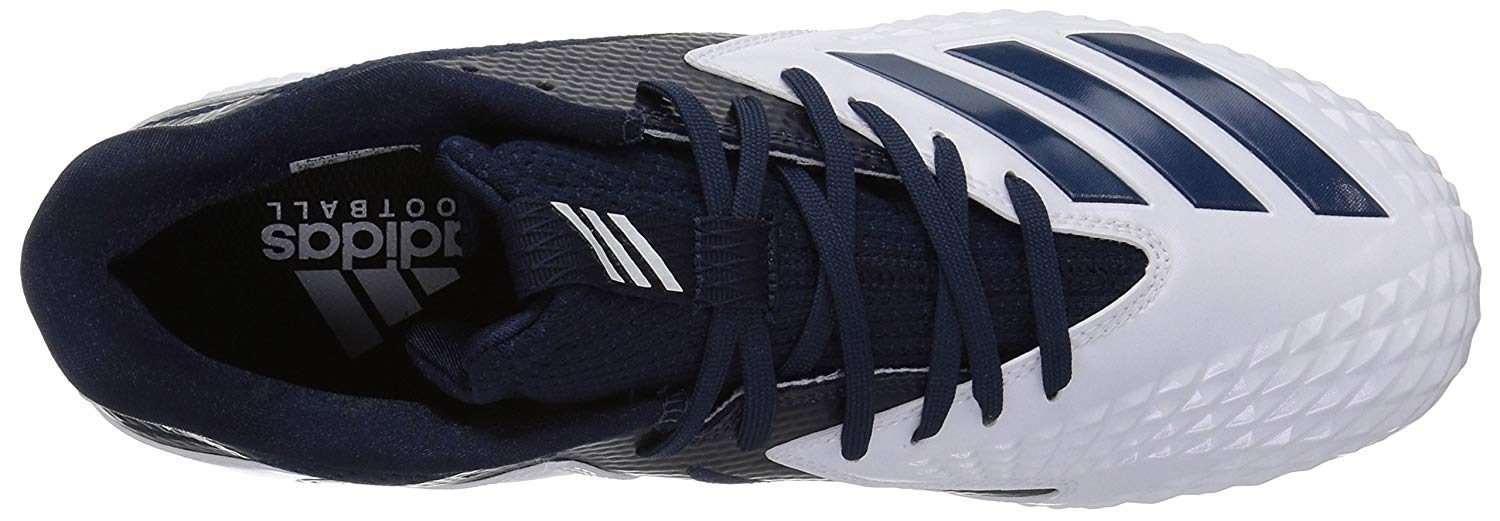 b0fb5bfe2 Adidas Mens Freak X Carbon Low Top Lace Up Baseball Shoes