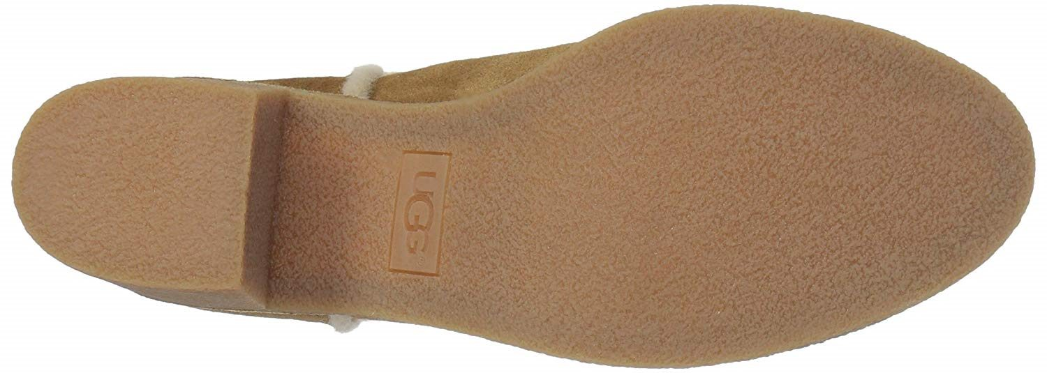 c705b962d4f Ugg Australia Womens Kasen Closed Toe Ankle Cold Weather Boots