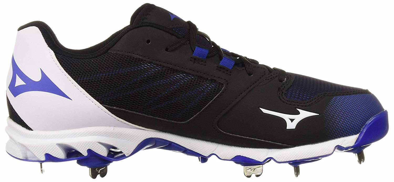 2af1ae0b0 Mizuno Men s 9-Spike Dominant Ic Low Metal Baseball Cleat Shoe ...