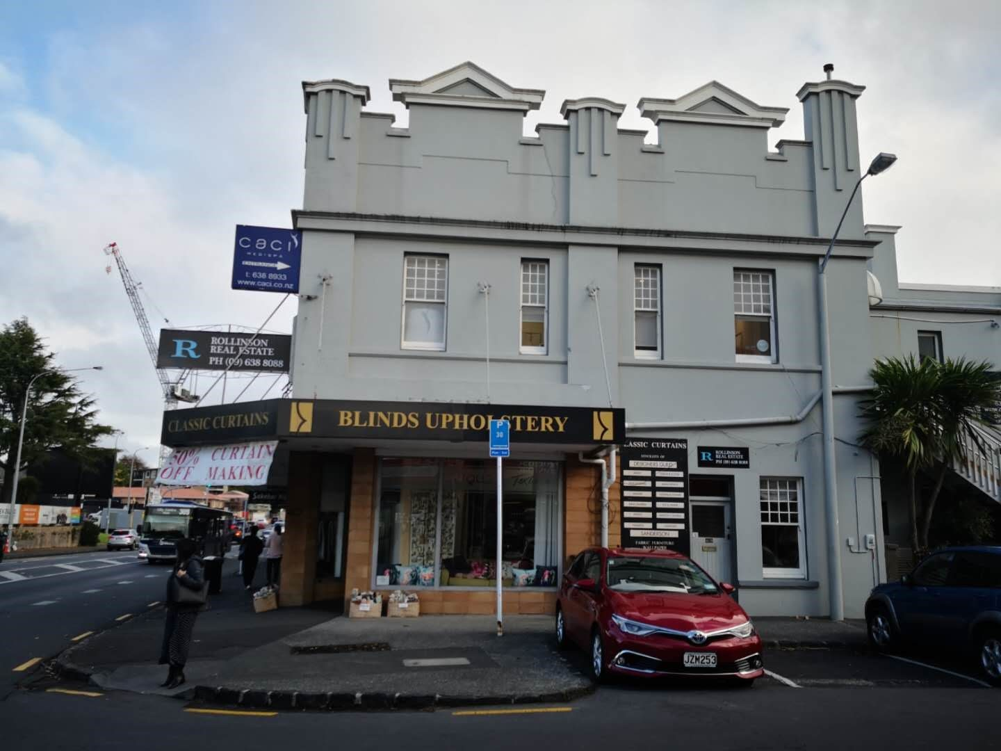 CORNER RETAIL WITH EXCELLENT STREET PROFILE | Trade Me Property