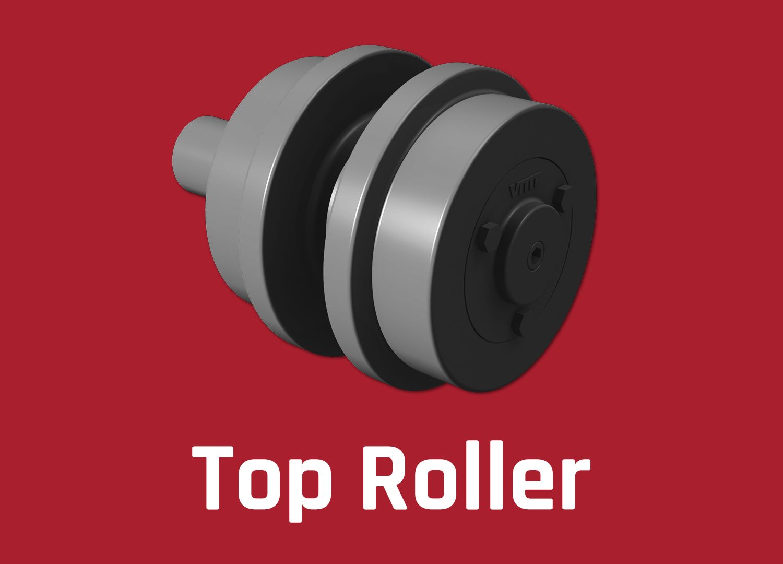 CAT Top Rollers 325 328 329 330 336   Trade Me