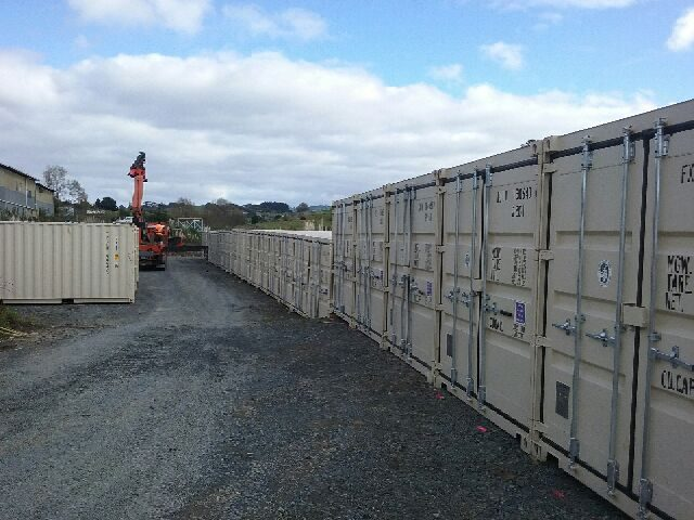 Ordinaire STORAGE UNITS FOR RENT (WARKWORTH)