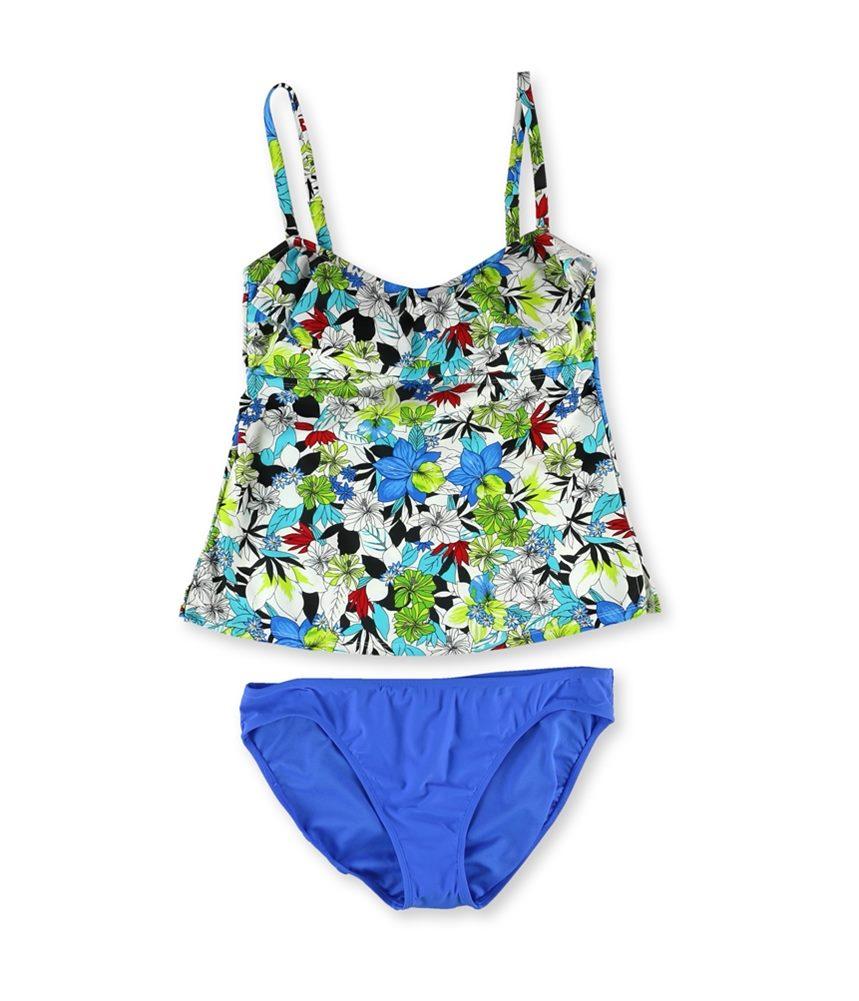 02d00bf0903 Island Escape Womens Tahiti High Waist 2 Piece Bikini | Trade Me