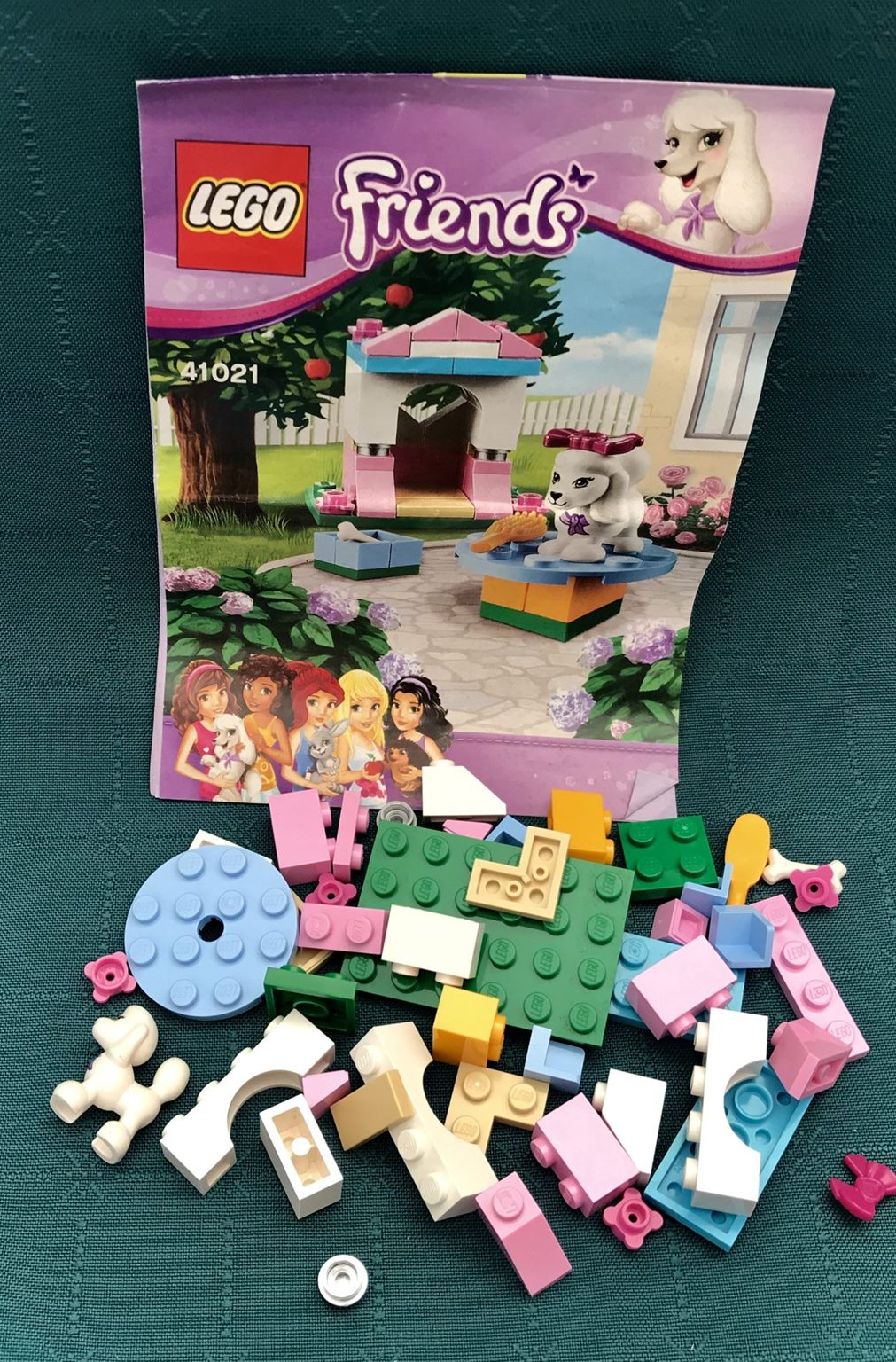 Lego Friends Set 41021 Poodles Little Palace Trade Me