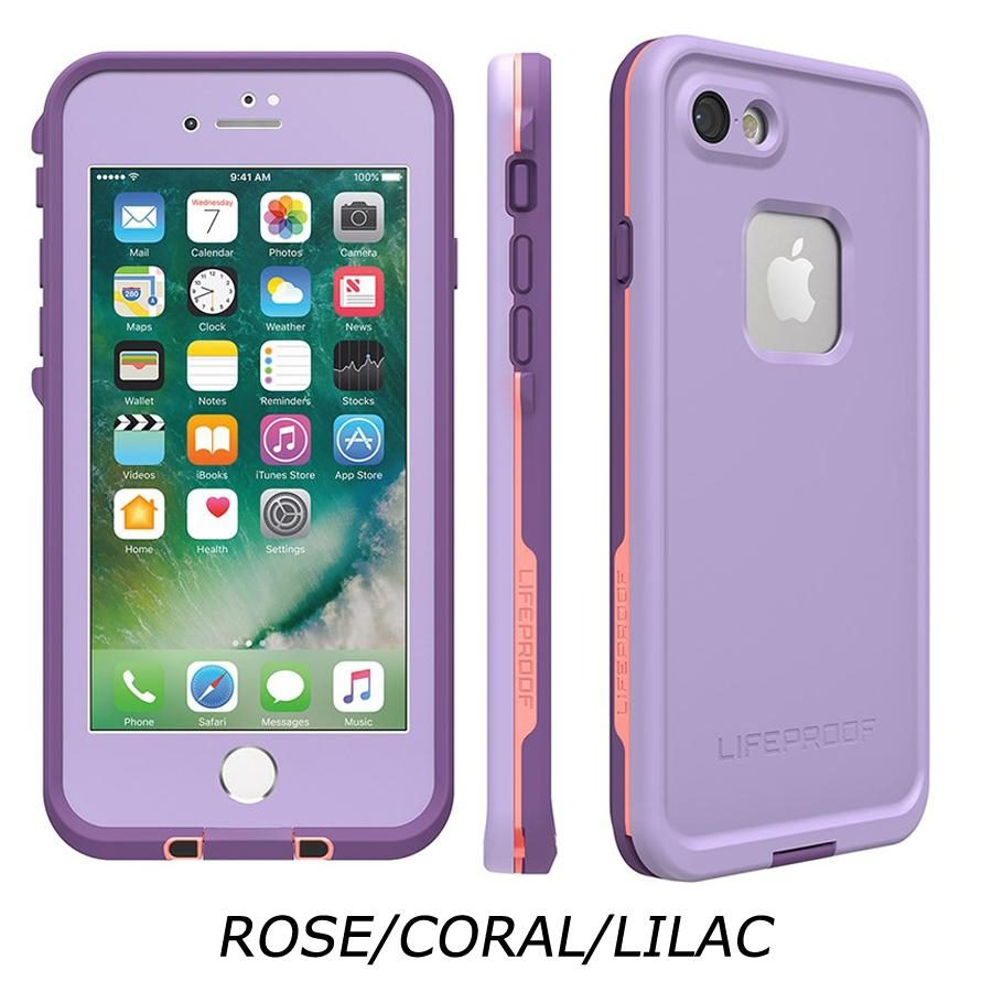 the latest b0c3d 4dd25 LifeProof Fre Waterproof IP67 Case Suite apple iPhone 7 / iPhone 8