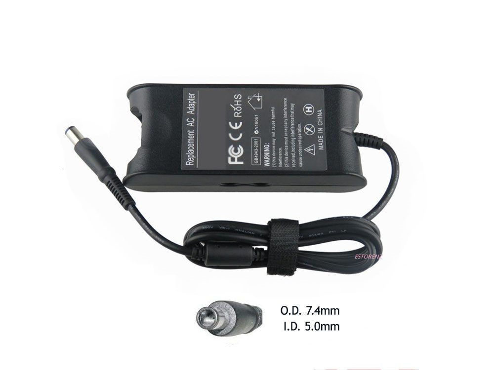 Dell Laptop Charger 65W Dell Laptop Charger