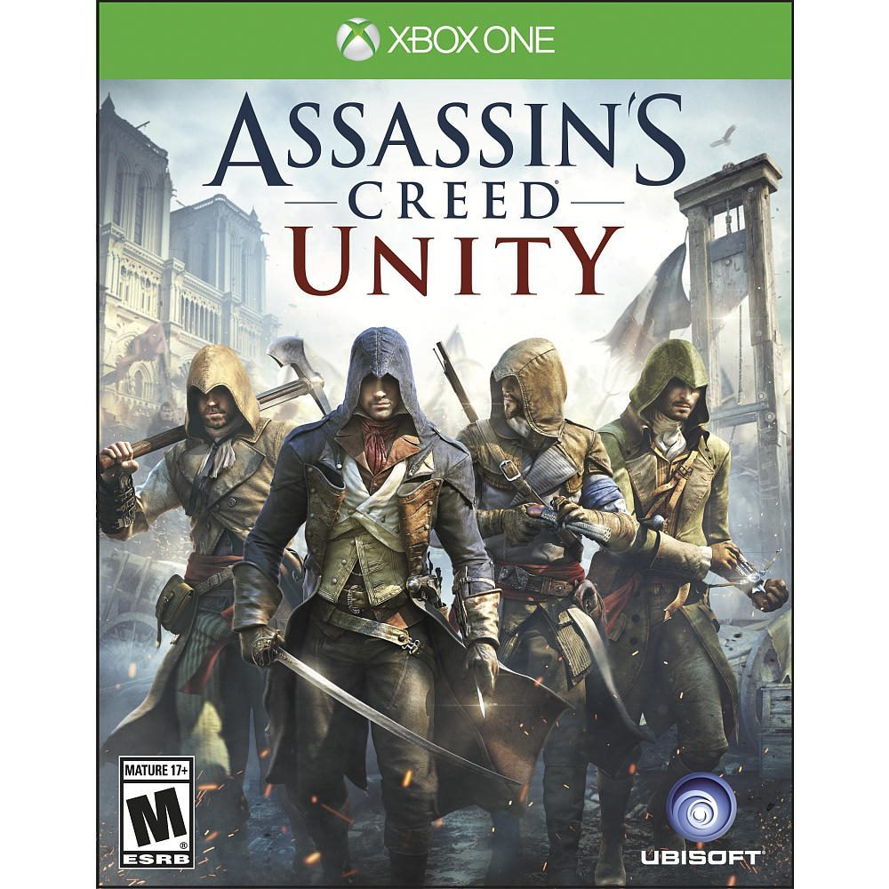 ASSASSINS CREED UNITY **FREE SHIPPING WITH BUY NOW!**