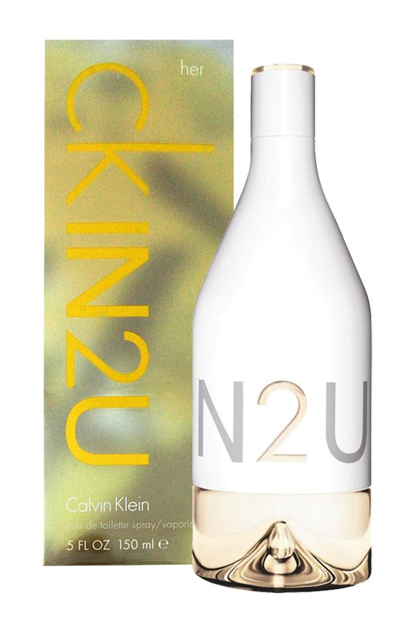 Kendte CK IN2U FOR HER BY CALVIN KLEIN 150ML EDT_®_ | Trade Me VA-44