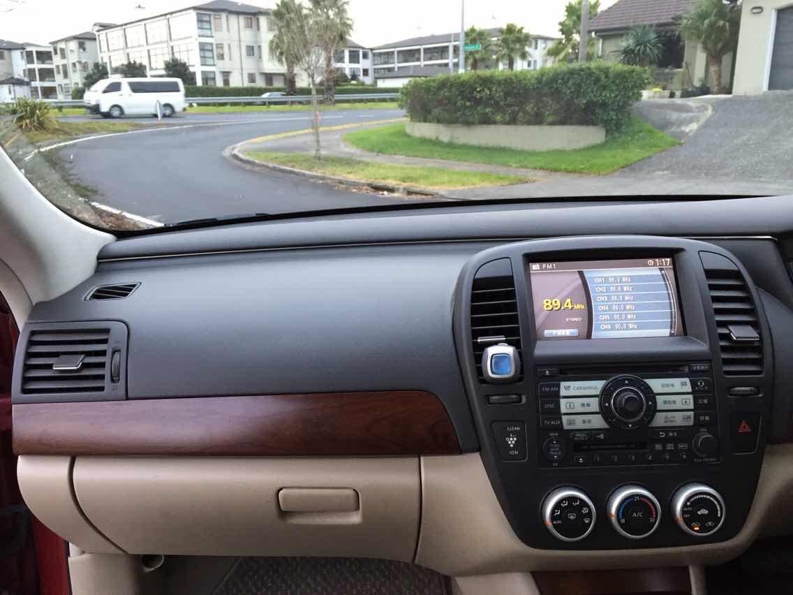 Dashboard Nissan bluebird 2006-2010 | Trade Me