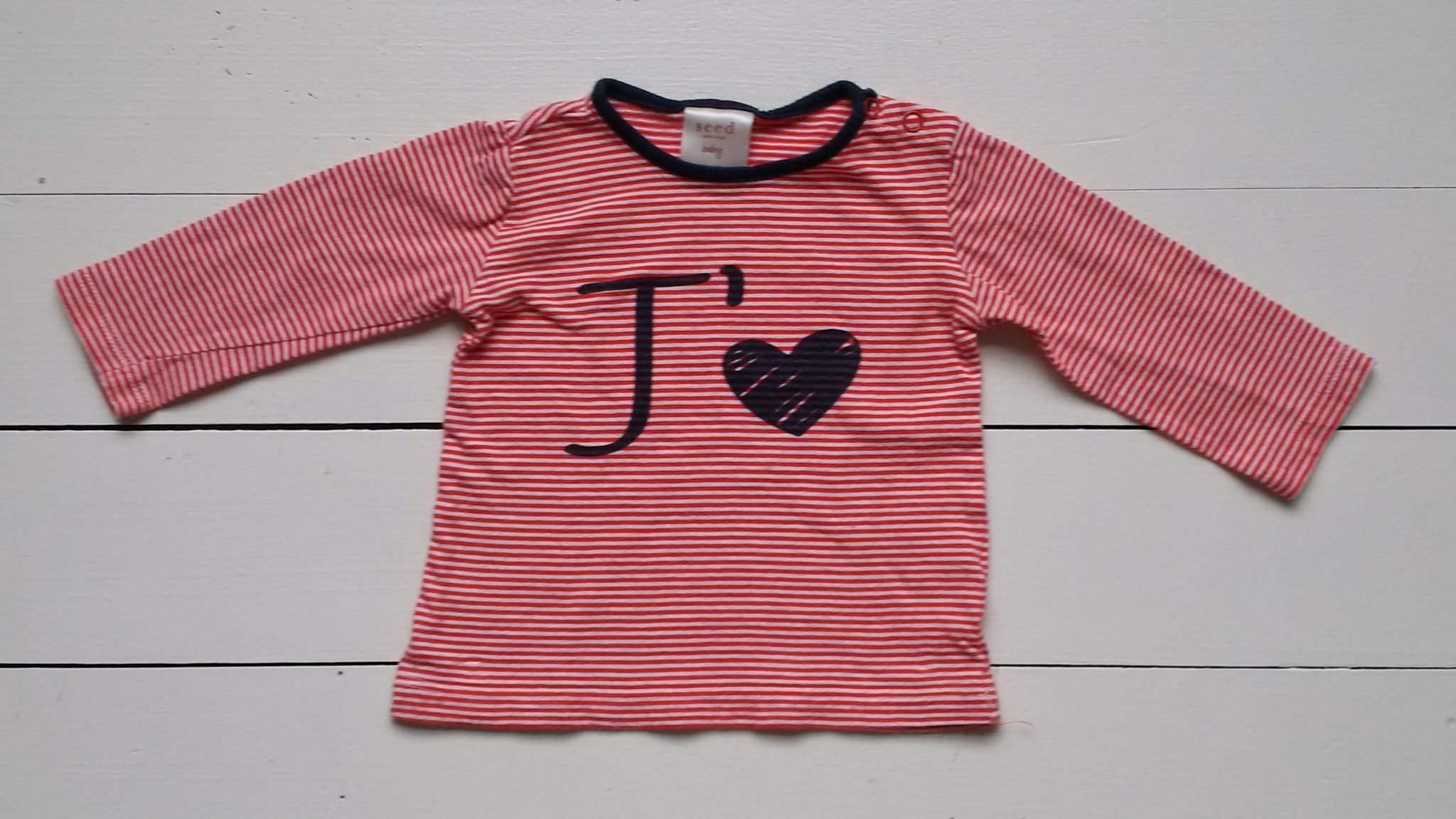 SEED Shirt - 0-3m $5 RESERVE!!!