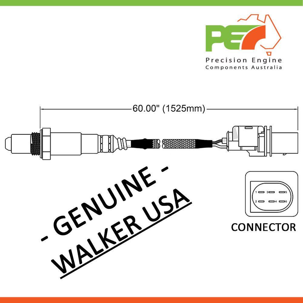 Walker Usa Oxygen Sensor O2 For Bmw X5 Z4 E70 E85 86 E89 Sdrive Engine Diagram Click To Enlarge Photo