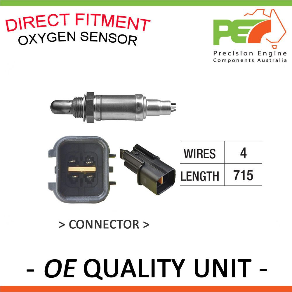 Oe Quality Oxygen Sensor O2 For Mitsubishi Pajero Nm Np 35l Trade Me Usb Cable Click To Enlarge Photo