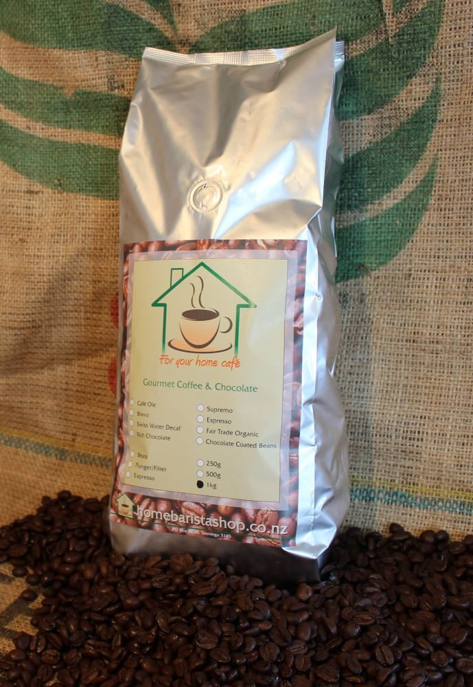 Special 1kg Coffee Beans Hot Choc