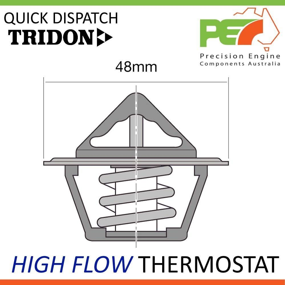 New Tridon High Flow Thermostat For Ford Cortina Escort Tc Tf Mk Engine Diagram Click To Enlarge Photo