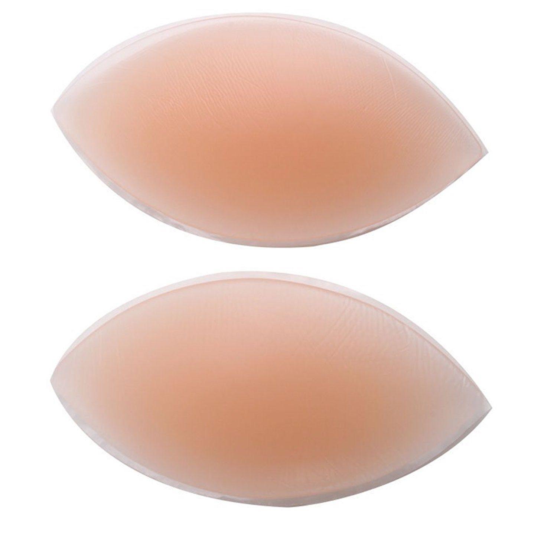 aae61d0c1 A dumplings) Silicone Breast Enhancers Chicken Fillets Bra Insert ...