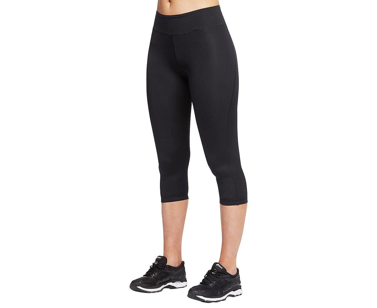 793f7ce3bd1 Adidas Women s 3 4 Tight Black Pants