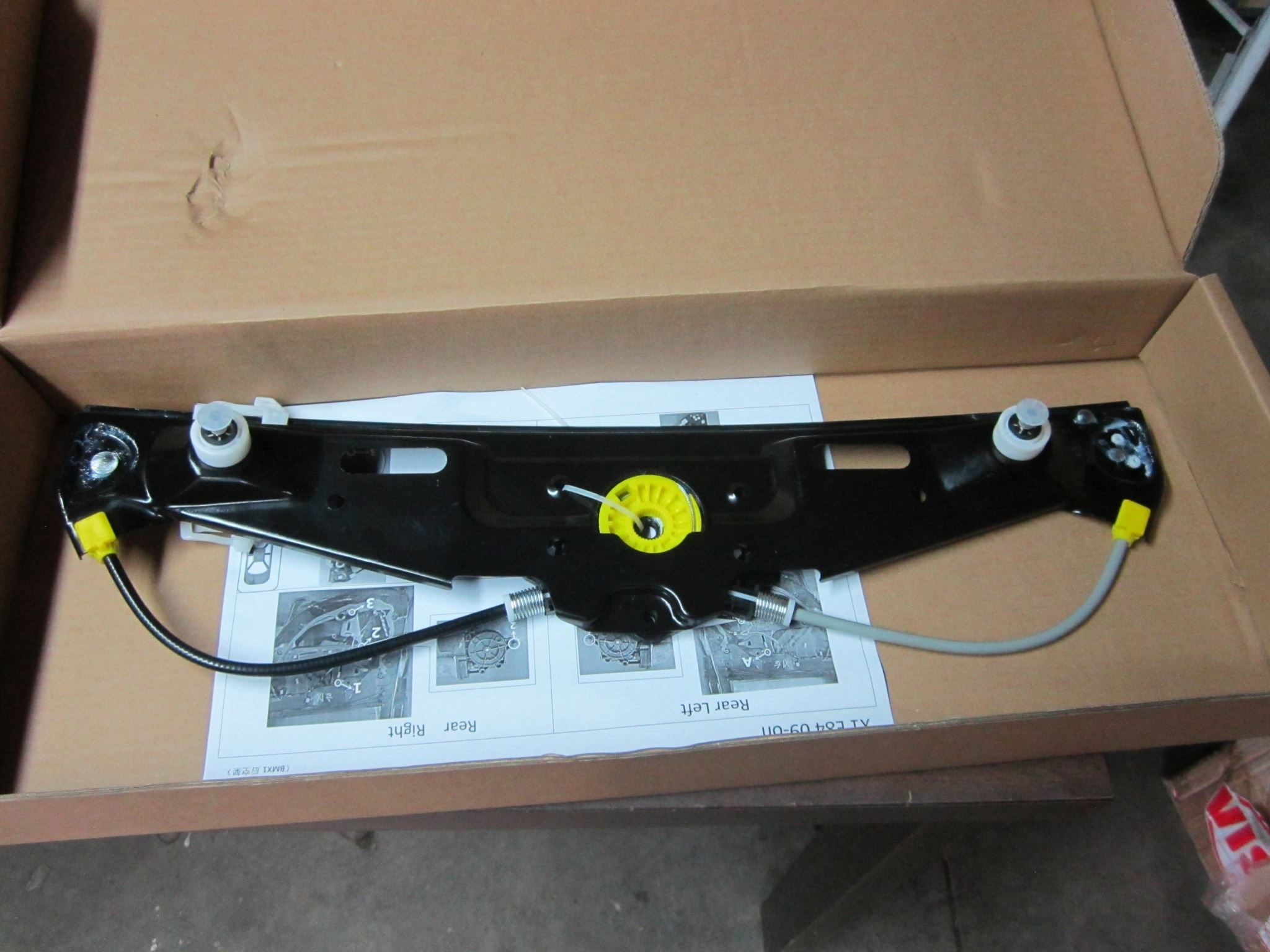 Bmw X1 Rear Electric Window Regulator Trade Me Wiring Click To Enlarge Photo
