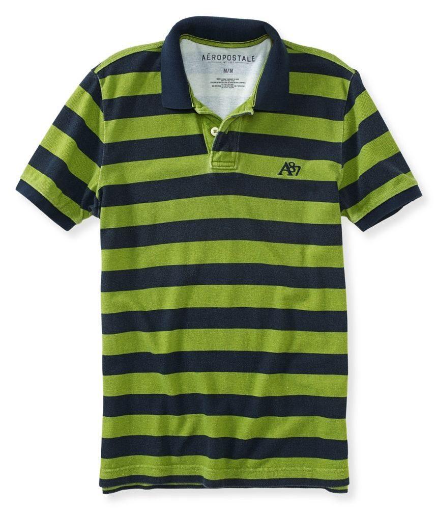 1b674df9 Aeropostale Mens Rugby Polo Shirt - DREAMWORKS
