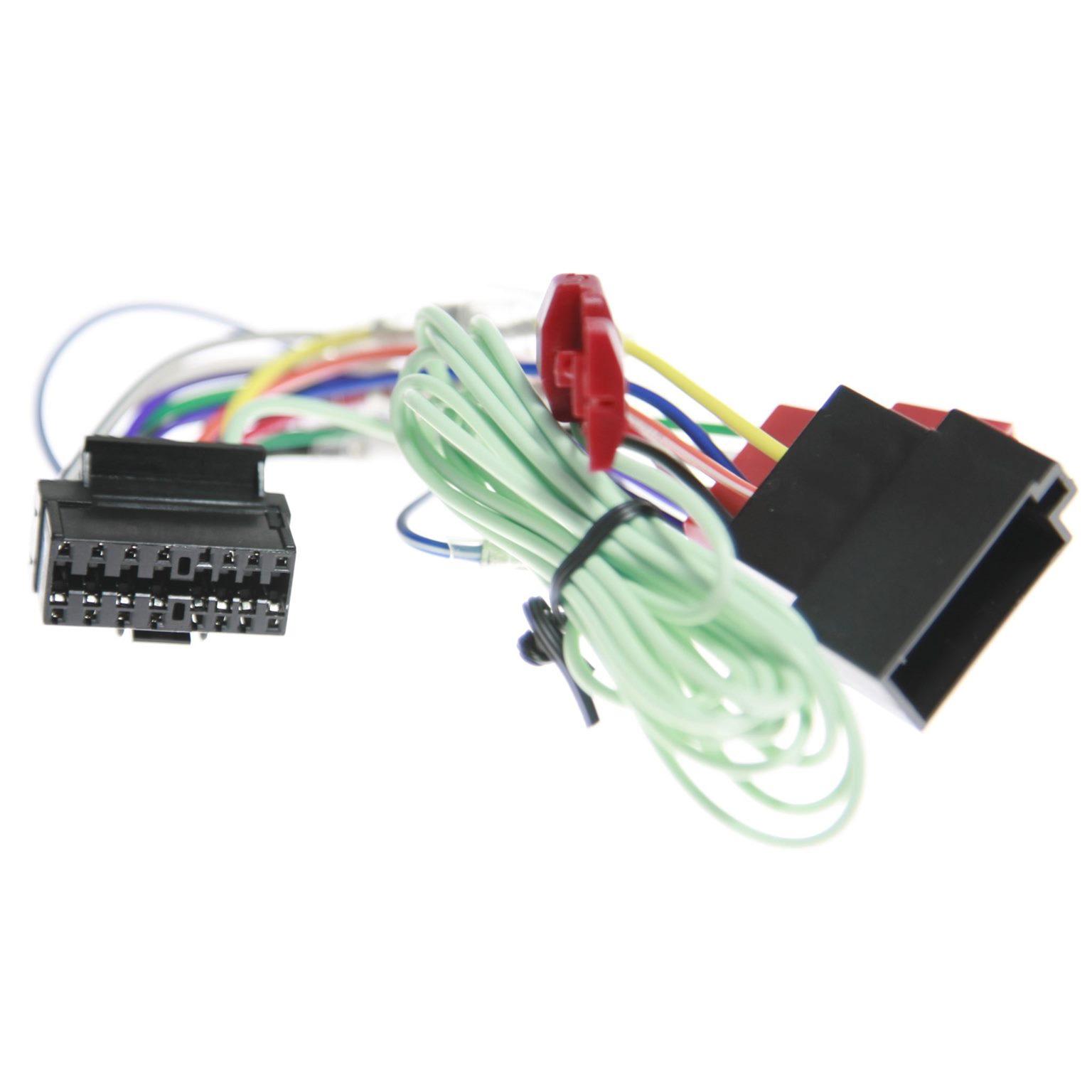sony to iso harness plug connector for sony xav 63 xav 64bt xav rh trademe co nz