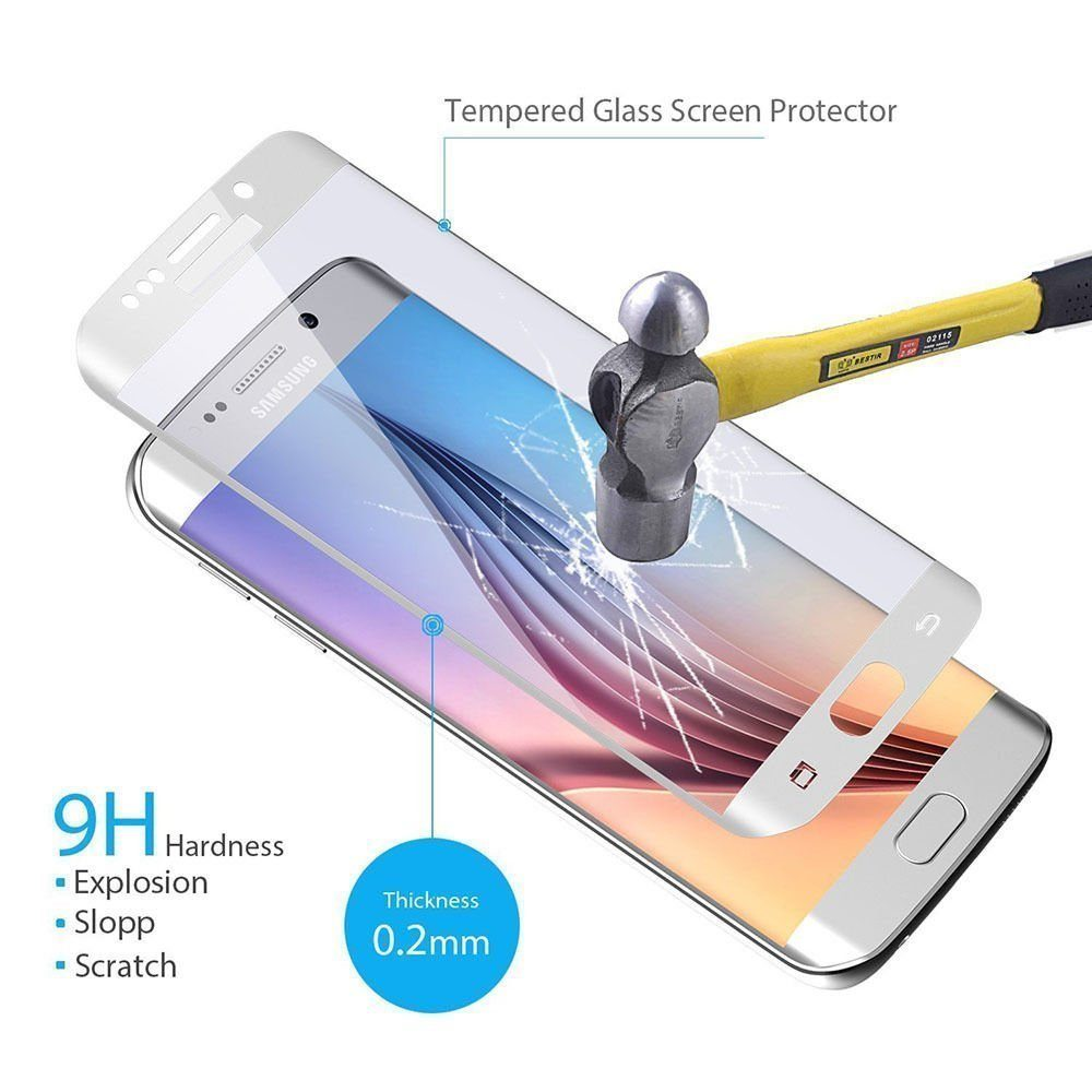 Samsung Galaxy S7 Screen Protector Tempered Glass