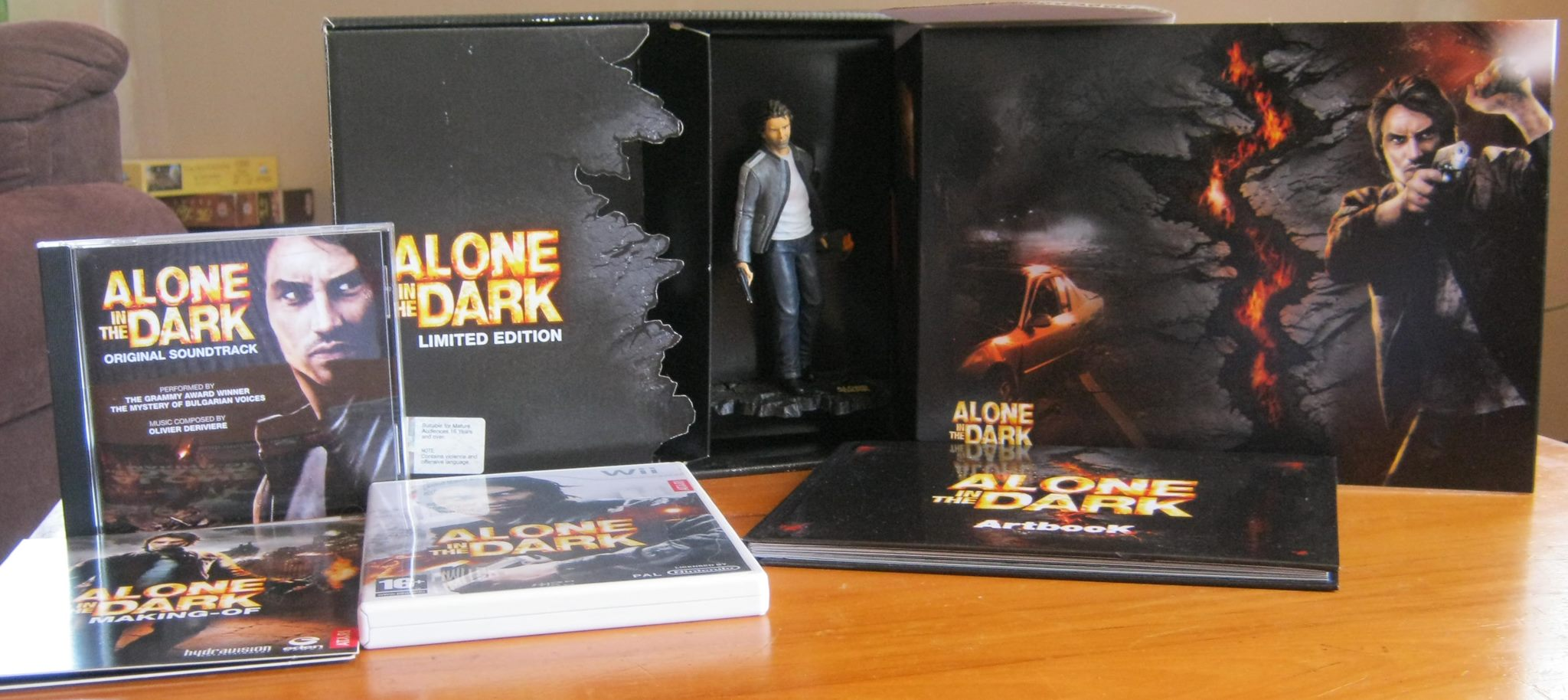 Alone In The Dark Limited Edition Trade Me