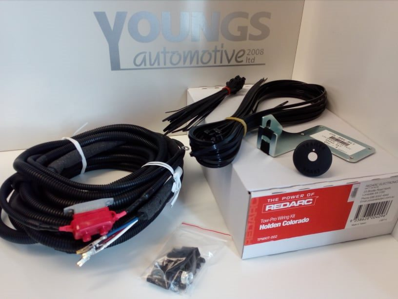 Pleasant Redarc Wiring Kit To Suit Holden Colorado Tow Pro Trade Me Wiring Digital Resources Indicompassionincorg