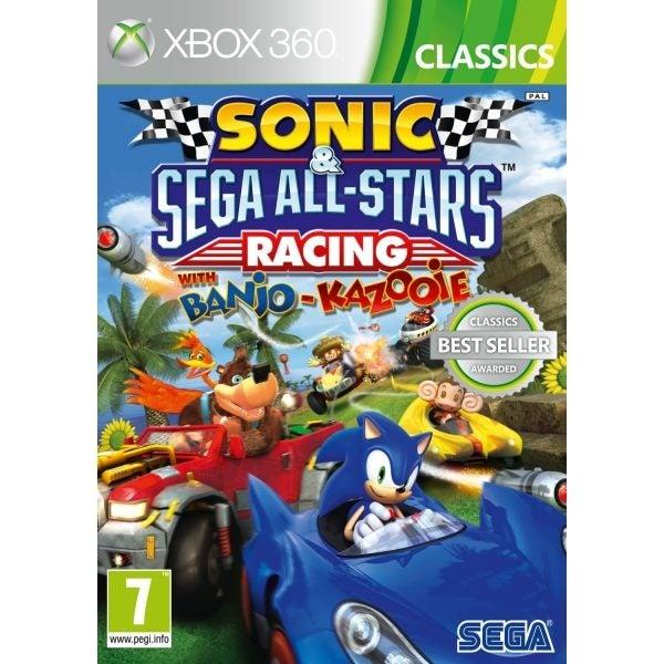 69e8343f839f Sonic   Sega All-Stars Racing XBOX 360
