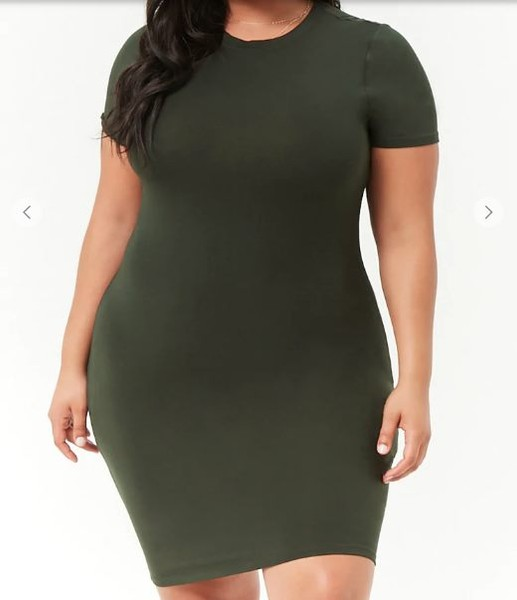 c0d43dfb9a9d Plus Size T-Shirt Dress- AFTERPAY!! | Trade Me