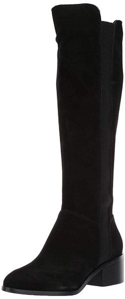 e3367f10161 Steve Madden Womens Giselle Leather Closed Toe Over Knee Fashion Boots