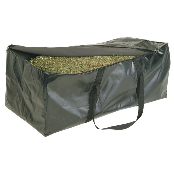 Strong Heavy Duty Full Hay Bale Bag Waterproof For Horses Le Show Camping