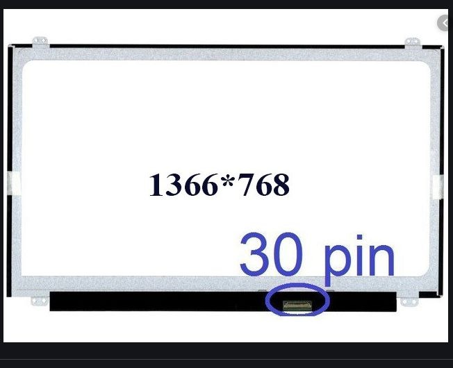 15 6 super slim LED screen (30 pins) laptop screen-----can fit all models  laptop