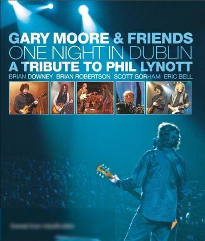 gary moore phil lynott tribute dublin